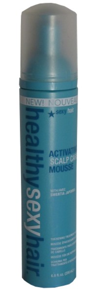 Sexy Hair Activating Scalp Care Mousse